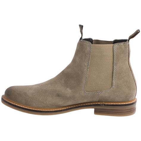 chelsea suede boots mens barbour farsley suede chelsea boots for save 34