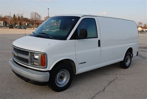 how does cars work 1999 chevrolet express 2500 security system 1999 express van autos post