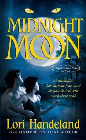 midnight without a moon books midnight moon nightcreature 5 by lori handeland