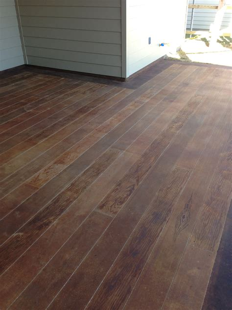 diy concrete countertops look like wood cost of stained concrete floors vs laminate diy cement