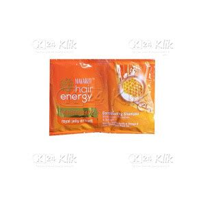 Harga Makarizo Royal Jelly jual beli makarizo hair energy royal jelly sach 60gr