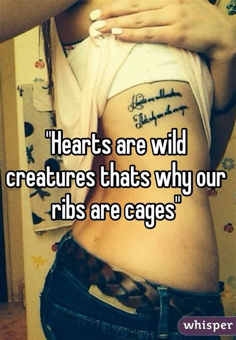 rib cage quote tattoos 1717 best images about tattoos and piercings on