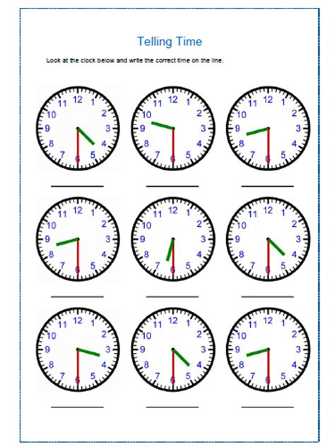 clock worksheets hour and half hour time worksheet new 298 time worksheet kindergarten hour