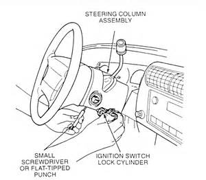 how to replace ignition tumbler 2010 ford explorer sport trac 1996 ignition lock cylinder replace ford explorer and
