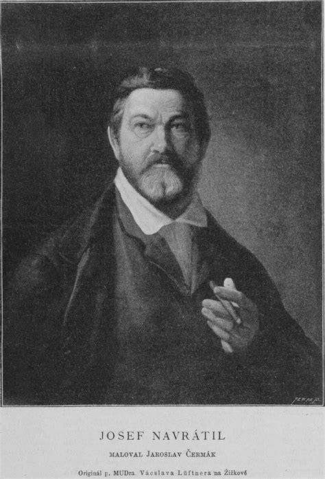 Josef Matěj Navrátil - Wikipedia