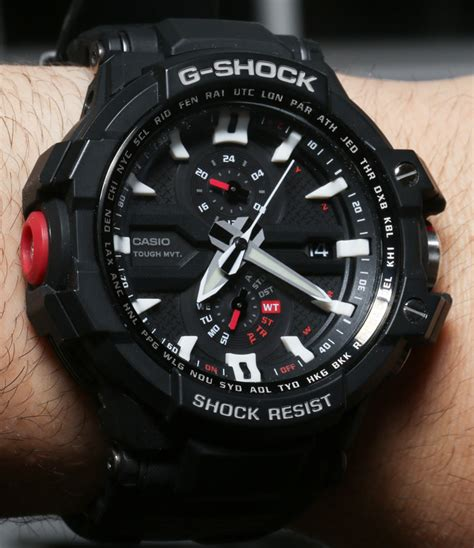 Casio G Shock Original Ga 500 1adr casio g shock aviation gw a1000 review ablogtowatch