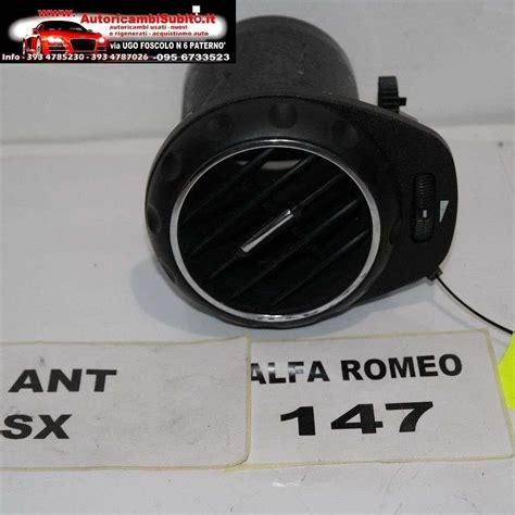 interni alfa 147 alfa 147 ariatore interno sx alf1470028