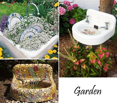 bathtub disposal 6 ways to liven up your garden with old junk