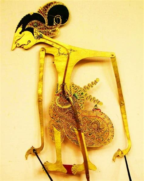 Wayang Kulit Puntadewa 100 gambar wayang kulit arjuna pandawa semar
