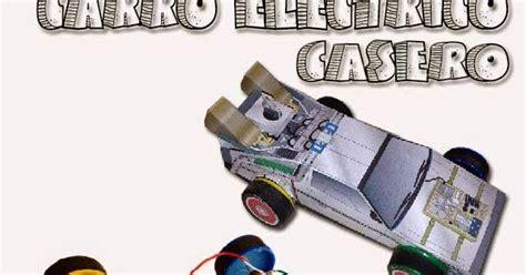 como hacer un coche casero como hacer un coche electrico como hacer un carro el 233 ctrico casero delorean casero