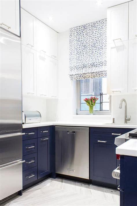 white blue kitchen interior design inspiration photos by lilly bunn interior