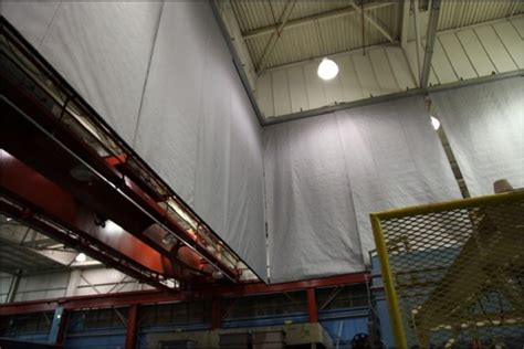 draft curtain draft curtains static curtains for smoke containment