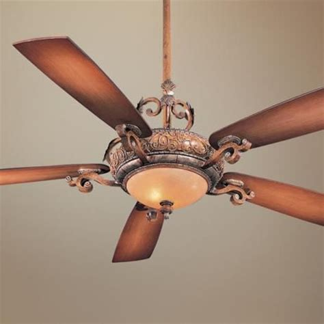 56 quot minka aire napoli tuscan patina ceiling fan style