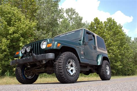 Jeep 2 Inch Lift Kit Country 658n2 2 Inch Lift Kit For Jeep 97 06