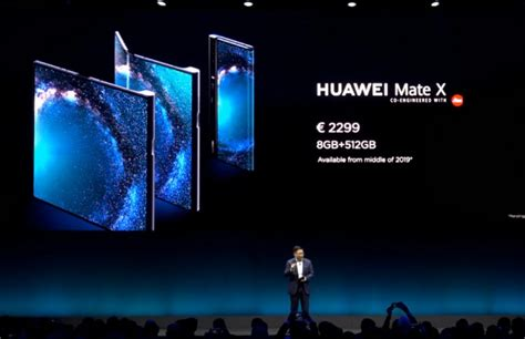 mate  folding phone   expensive huawei ceo
