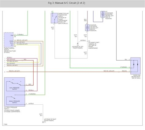 pt cruiser compressor diagram wiring diagrams wiring
