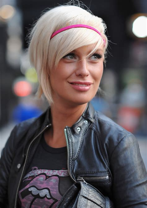hair style esl caridee english headband headband lookbook stylebistro