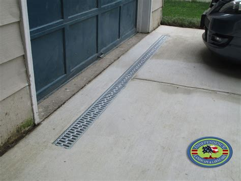 Nice Garage Floor Edging #7: 4-Channel-Drain-Driveway.jpg