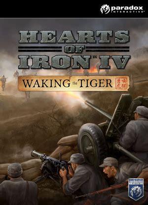 Waking The Tiger hearts of iron iv waking the tiger paradox interactive