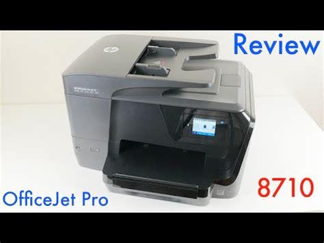 Printer Hp Officejet Pro 8710 hp officejet pro 8710 wireless all in one inkjet printer