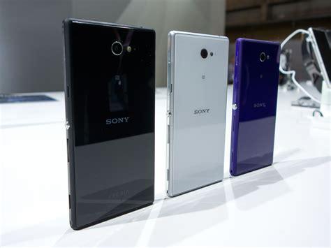 Hp Sony Xperia M2 harga dan spesifikasi sony xperia m2 all about xperia