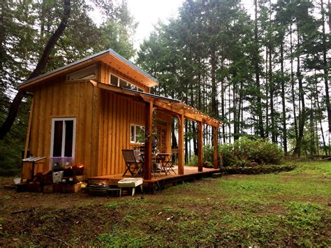 this gorgeous tiny house captures the creative spirit of b