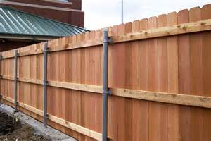 wood fencing and wooden fences metalink austin tx