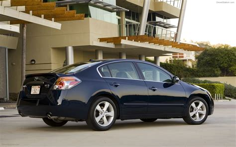 car nissan altima 2009 2009 nissan altima sedan widescreen exotic car picture 01