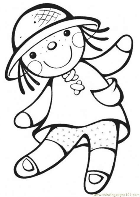 Dolls Coloring Pages baby doll coloring pages coloring home