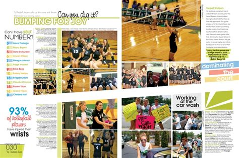 layout for yearbook the legend mcintosh high school peachtree city ga