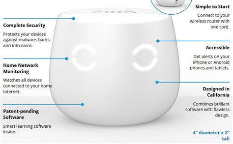 cujo smart device for security iphoneness