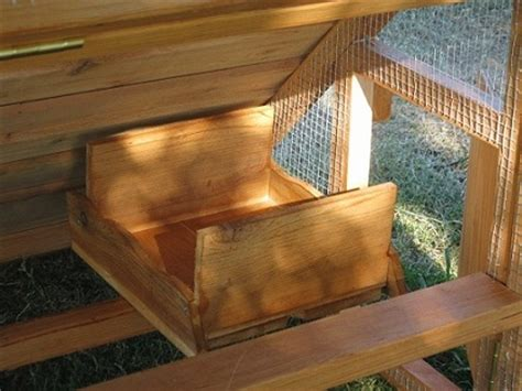 Handcrafted Coops - handcrafted nest boxes