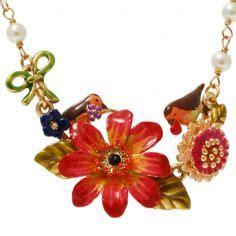 Handmade Costume Jewellery Uk - les nereides on owl earrings earrings and