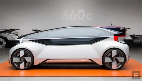 volvos autonomous concept car     commuting