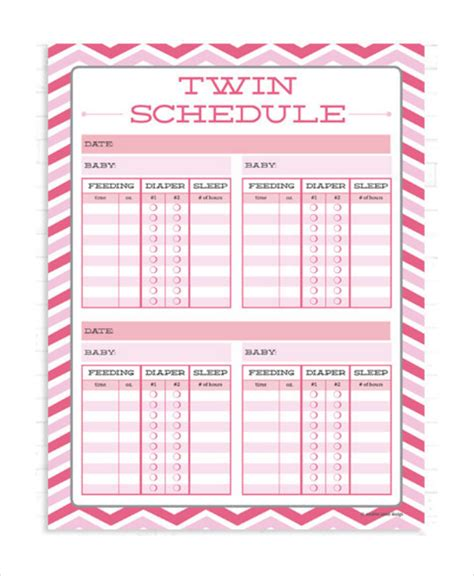 Baby Feeding Schedule 9 Free Word Pdf Psd Documents Download Free Premium Templates Feeding Schedule Template