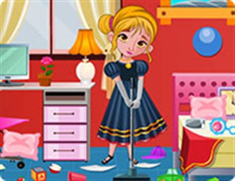 cleaning bedroom games frozen anna bedroom cleaning game free online flash