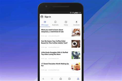 browser mobile new opera for android mobile browser gets a makeover