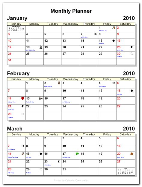 make your own printable monthly calendar create your own calendar calendar template 2016