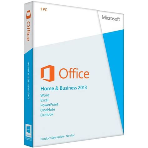 Microsoft Office 2013 Home Business 41 by Microsoft Office 2013 Home And Business Edition