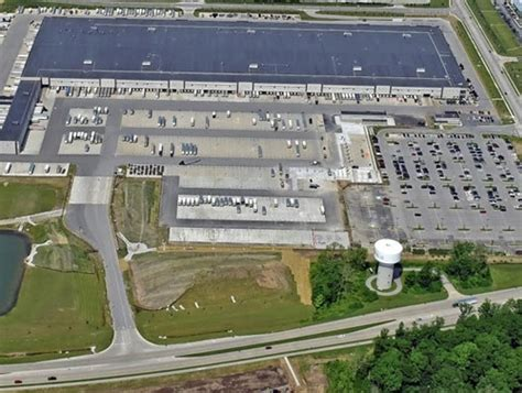 ups indianapolis regional super hub opens supply chain