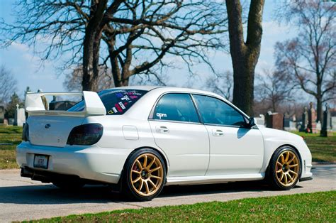 custom subaru impreza 2007 subaru impreza wrx for sale oak lawn illinois