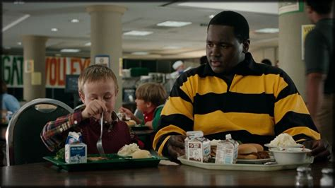 Blind Side Michael Oher Essay Courage by Feature White Saviour Black Fool The Blind Side Carrot Cinema