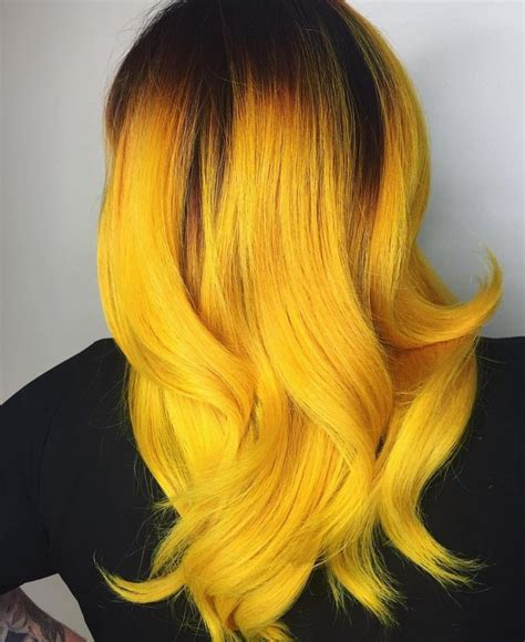 yellow skin what color hair 854 best yellow orange hair images on pinterest