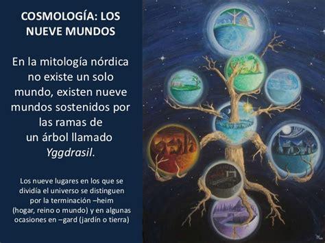 los nueve libros de figuras de la mitolog 237 a y sagas vikingas