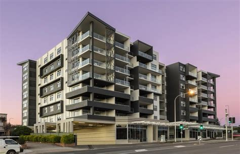 Oaks Hotels Resorts Woolloongabba Radius Apartments Tomkins
