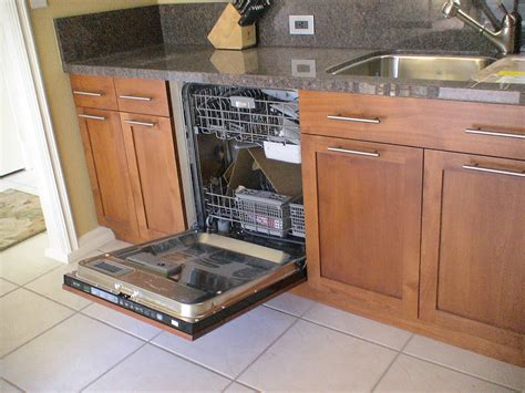 cabinet opening for dishwasher cabinets etc palm desert ca pacific crest industries