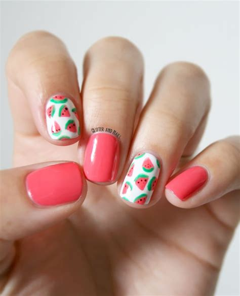 Home Decor Trends For Spring 2015 by 15 Simple Summer Fruit Nail Designs Home Manicure
