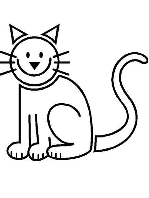 coloring pages of cartoon cats cartoon cat coloring pages az coloring pages