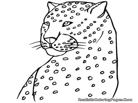 cute cheetah coloring pages free coloring pages of cheetah realistic coloring pages