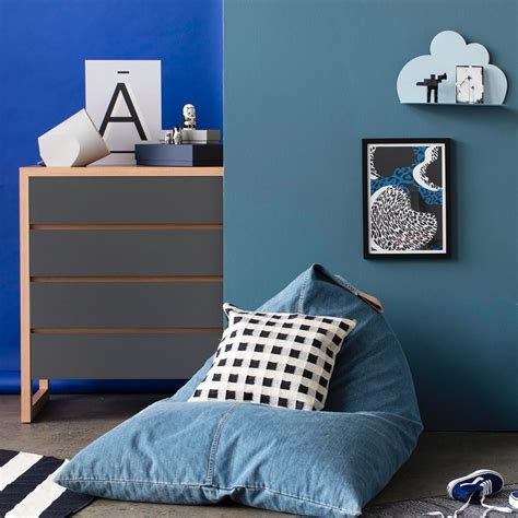 l shades for room ideas for decorating with shades of blue s